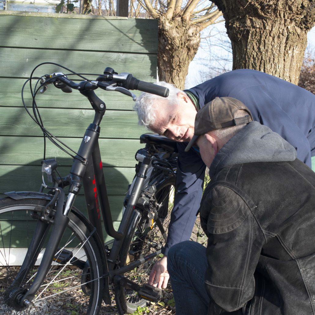 fietsen op maat - uitproberen