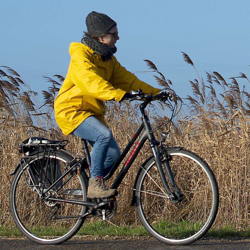 Fahrradlösungen für Knie, Hüfte, Prothese oder Beinlängendifferenz